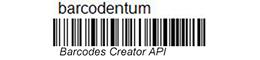 barcodes creator api